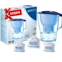 ВRITA Aluna XL синий + 3 Maxtra