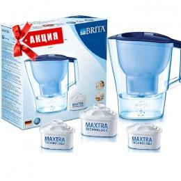 ВRITA Aluna XL синий + 3 Maxtra+